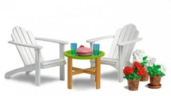 lundby gartenm bel smaland garten m bel outdoor zubeh r puppenhaus neu. Black Bedroom Furniture Sets. Home Design Ideas