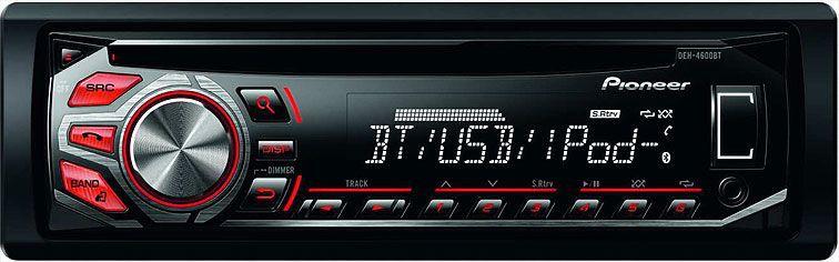pioneer deh 4600bt cd mp3 usb bluetooth autoradio. Black Bedroom Furniture Sets. Home Design Ideas