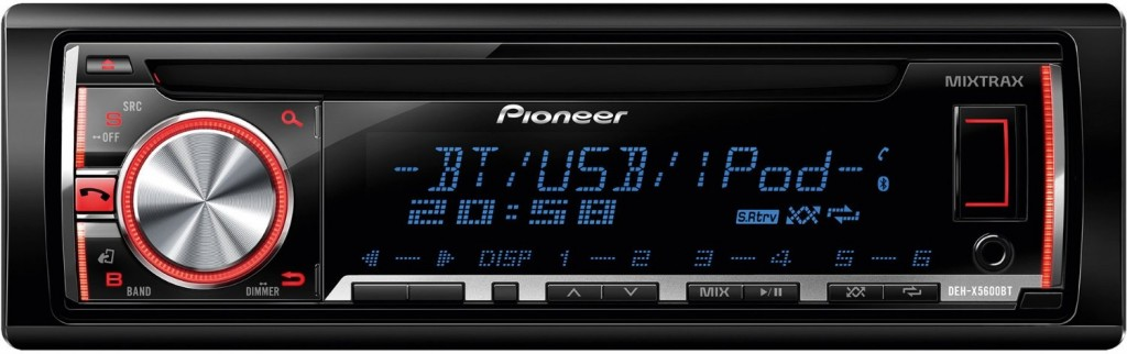 pioneer deh x5600bt cd mp3 usb bluetooth autoradio auto cd radio smartphone ebay. Black Bedroom Furniture Sets. Home Design Ideas
