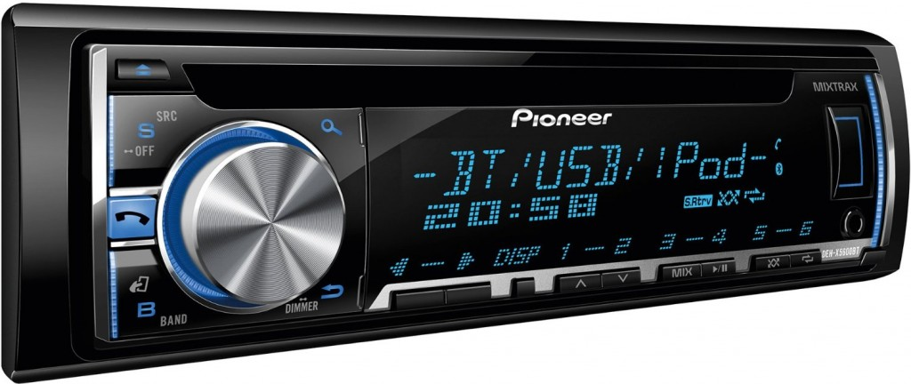 pioneer deh x5600bt cd mp3 usb bluetooth autoradio auto. Black Bedroom Furniture Sets. Home Design Ideas