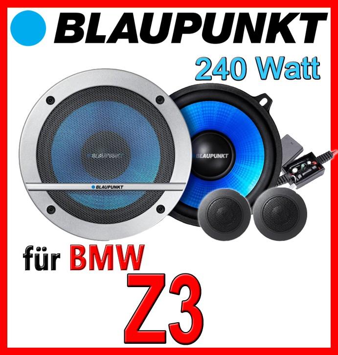 Bmw Z3 Speakers: Blaupunkt 13cm Lautsprecher BOXEN 2-WEGE SYSTEM
