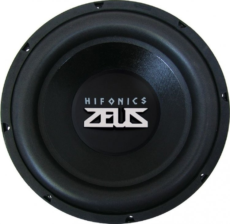 1000w hifonics zeus zx1254 30cm woofer 300mm bass. Black Bedroom Furniture Sets. Home Design Ideas