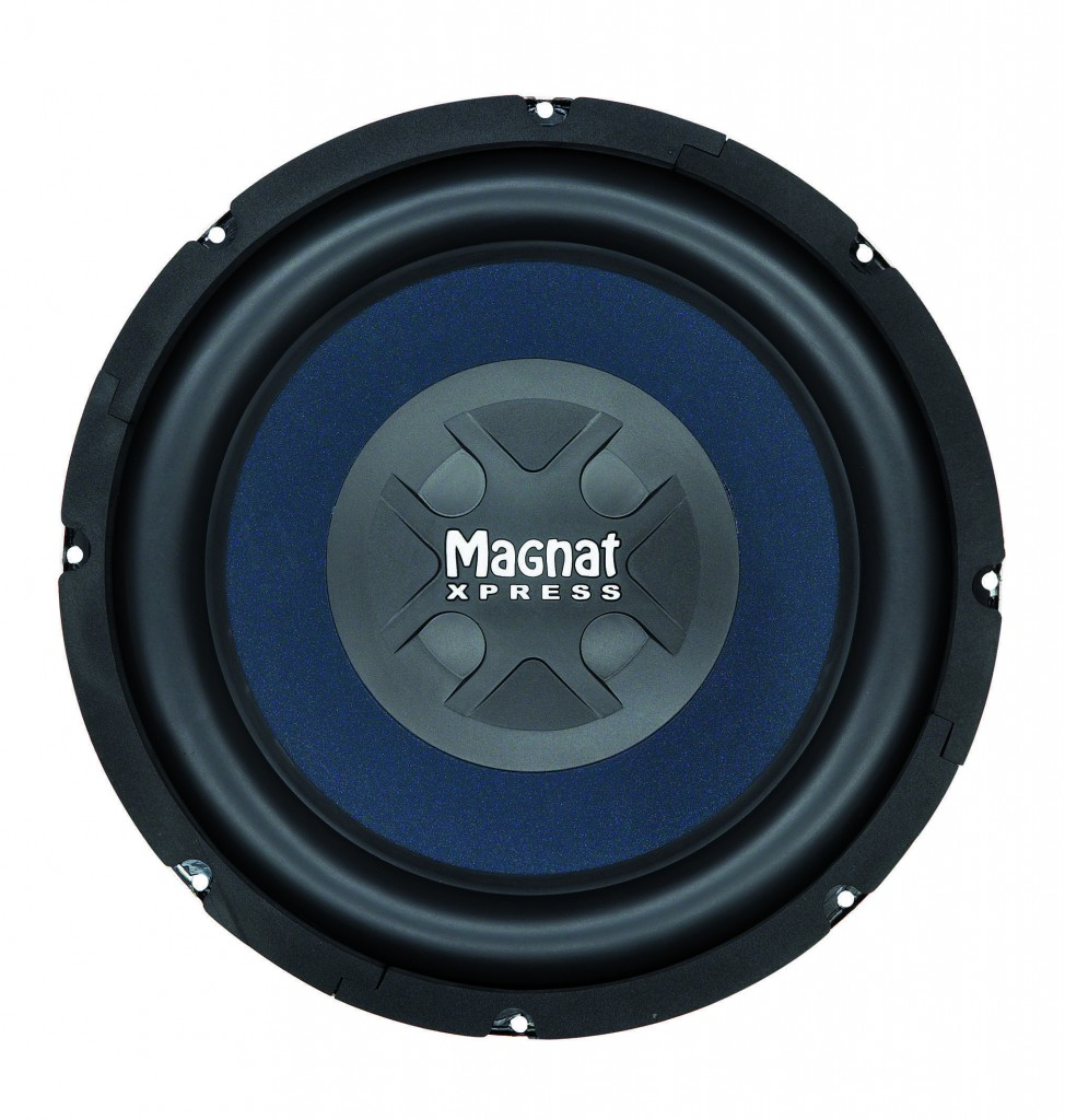 magnat xpress 12 400watt 30cm subwoofer 300mm bass. Black Bedroom Furniture Sets. Home Design Ideas