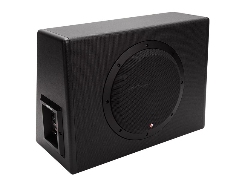 rockford fosgate p300 12 30cm aktiv subwoofer. Black Bedroom Furniture Sets. Home Design Ideas