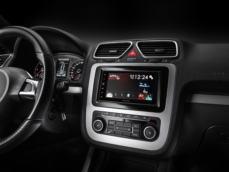 Adroid Car Play Stereo For  Ford Fusion