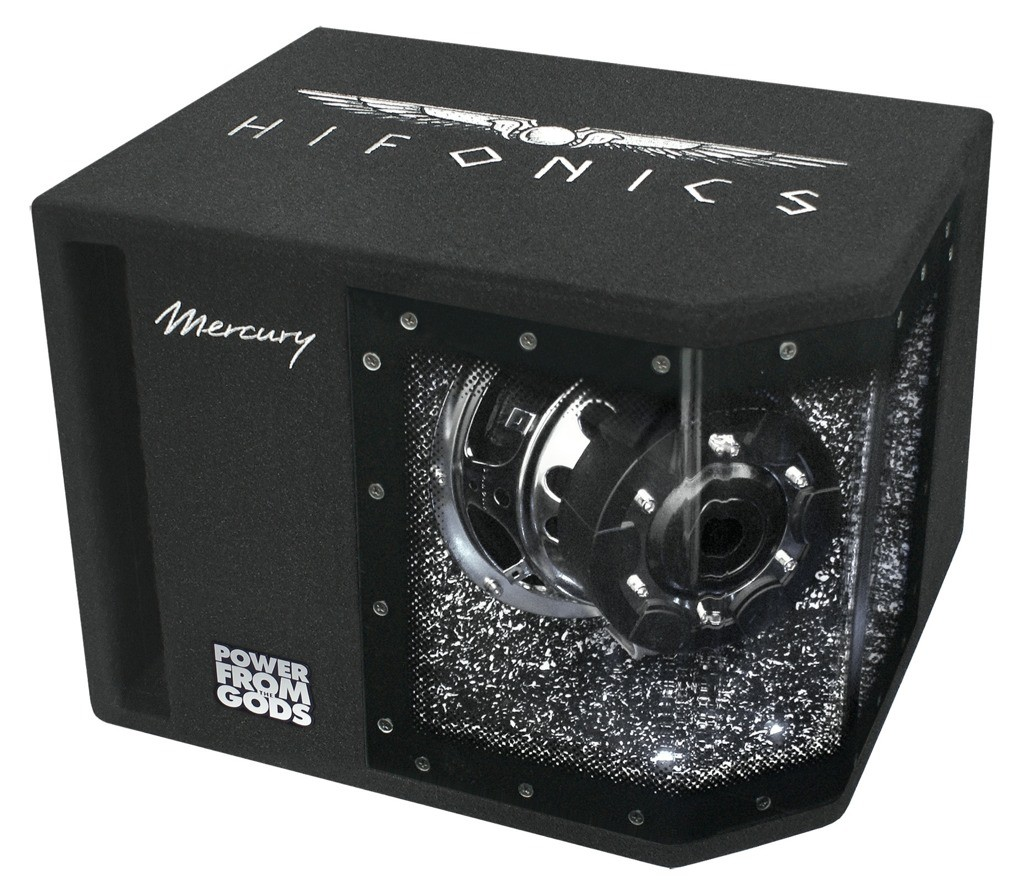 hifonics mercury mr8bp 20cm geh use subwoofer. Black Bedroom Furniture Sets. Home Design Ideas