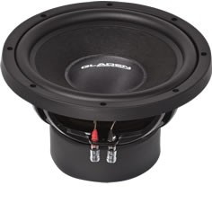 gladen audio rs line 08 20cm subwoofer. Black Bedroom Furniture Sets. Home Design Ideas