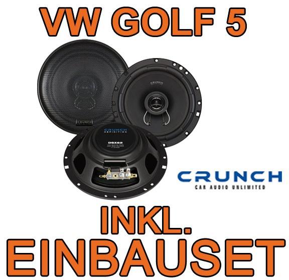 golf 5 boxen