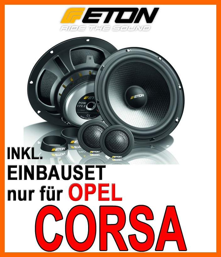 opel corsa b c d eton pow 172 2 compression 16cm 2. Black Bedroom Furniture Sets. Home Design Ideas